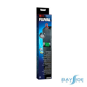 Fluval E Electronic Heater | 200W