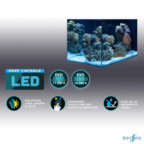 Fluval Fluval Sea EVO LED Aquarium | 13.5 Gal