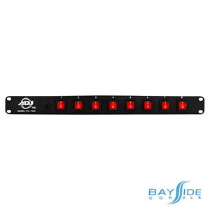 ADJ PC-100A Power Bar 8-channel