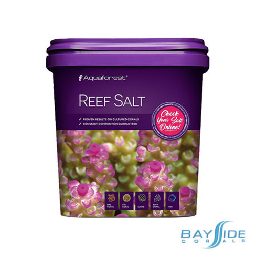 Aquaforest Reef Salt | Mini Pail 5kg