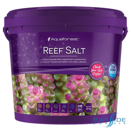 Aquaforest Reef Salt Pail | 22kg