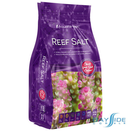 Aquaforest Reef Salt | Box 25kg