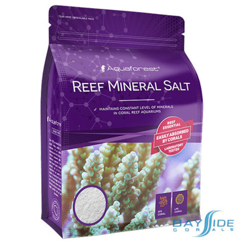 Aquaforest Reef Mineral Salt | 800g