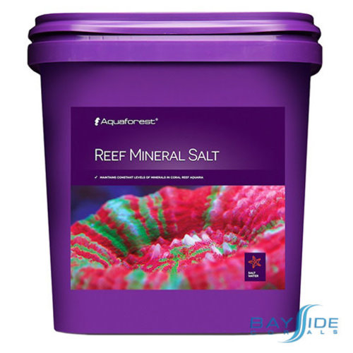 Aquaforest Reef Mineral Salt | 5kg