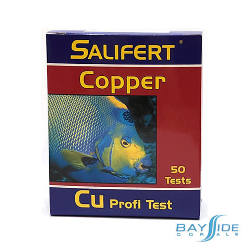 Salifert Salifert Copper | Test kit