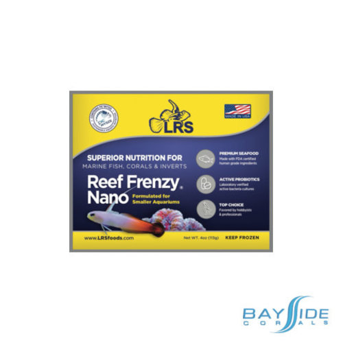 Larry's Reef LRS Reef Frenzy Nano | 4oz