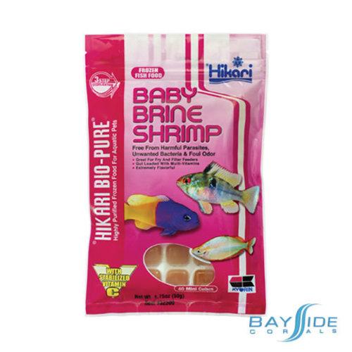 Hikari Baby Brine Shrimp Cubes | 1.75oz