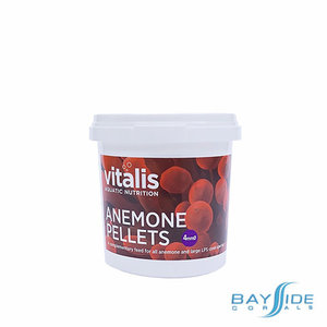 Vitalis Anemone Pellets 4mm | 60g