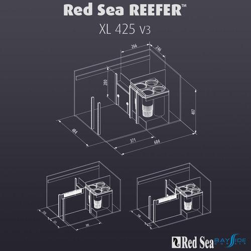 Red Sea Red Sea REEFER 425 XL | Black