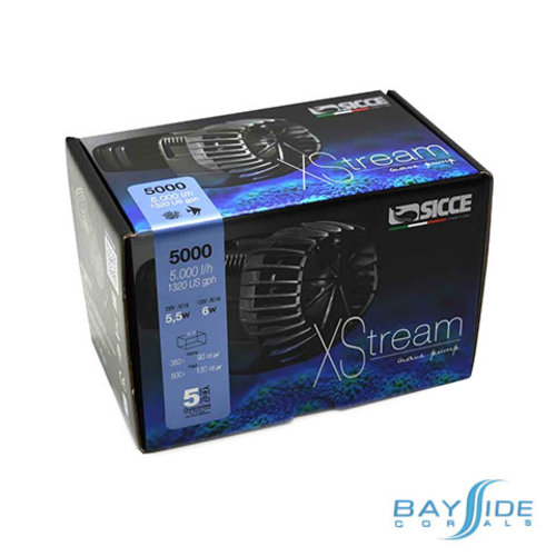 Sicce Sicce XStream 5000 | 1320 Gph