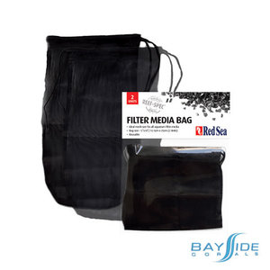 "Red Sea Filter Media Bag   5""x10"""