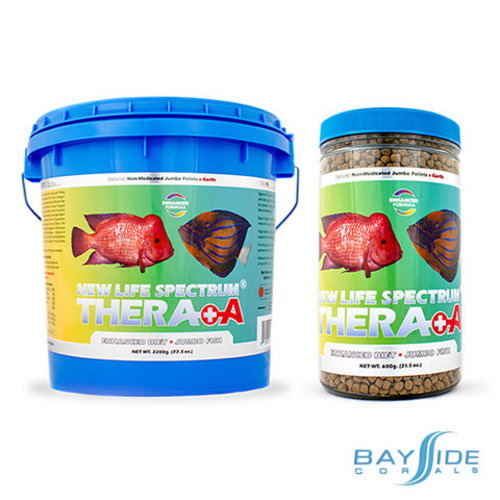 New Life Spectrum NLS Thera+A Jumbo Pellet 6mm | 300g