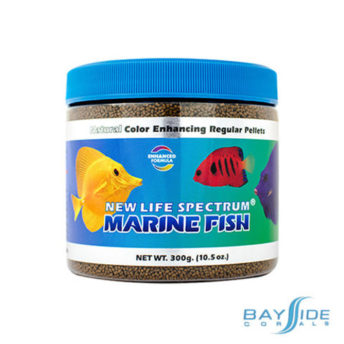 New Life Spectrum NLS Marine Fish Pellet 1mm | 300g