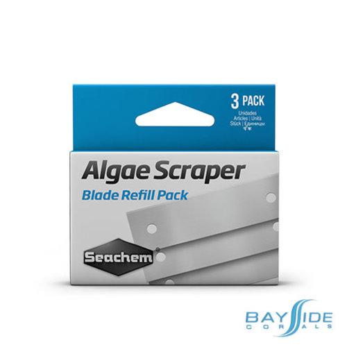 Seachem Algae Scraper Blade Refill 3-pack