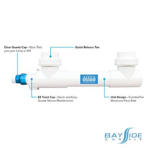 Aqua Ultraviolet AquaUV Classic UV Sterilizer | 15W