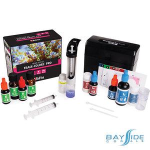 Red Sea Trace-Colors Pro Multi Test Kit | I2 K Fe*