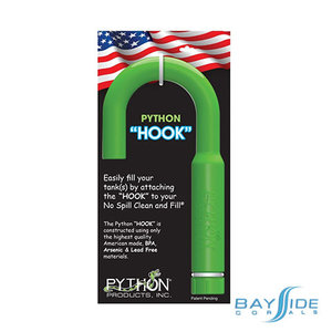Python Products HOOK for No Spill Clean and Fill