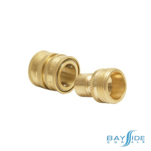 Python Products Brass Snap Connector 49F