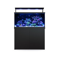 MAX S-Series S400 LED Complete Reef System | Black
