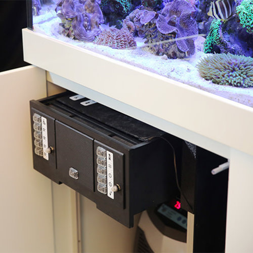 Red Sea Red Sea MAX S-Series S400 LED Complete Reef System | Black