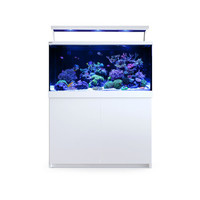 MAX S-Series S400 LED Complete Reef System | White