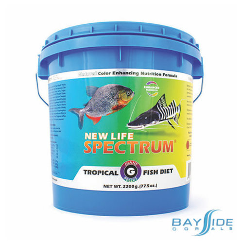 New Life Spectrum NLS Large Pellet 3mm | 2200g