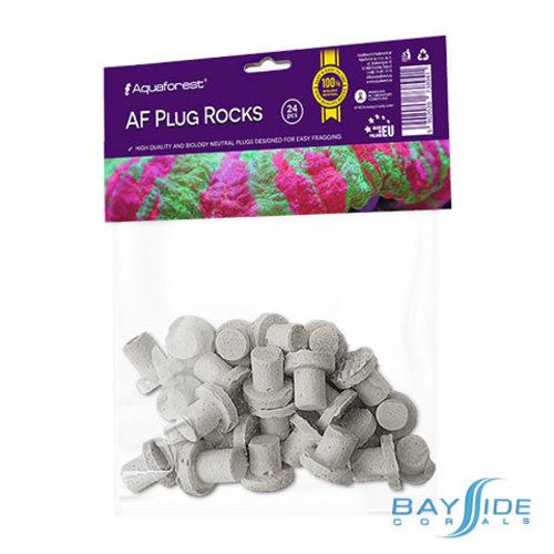 Aquaforest AF Plug Rocks | 24pk