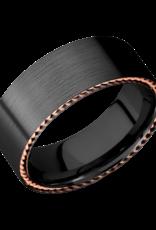 Lashbrook Zirconium Gold Braiding