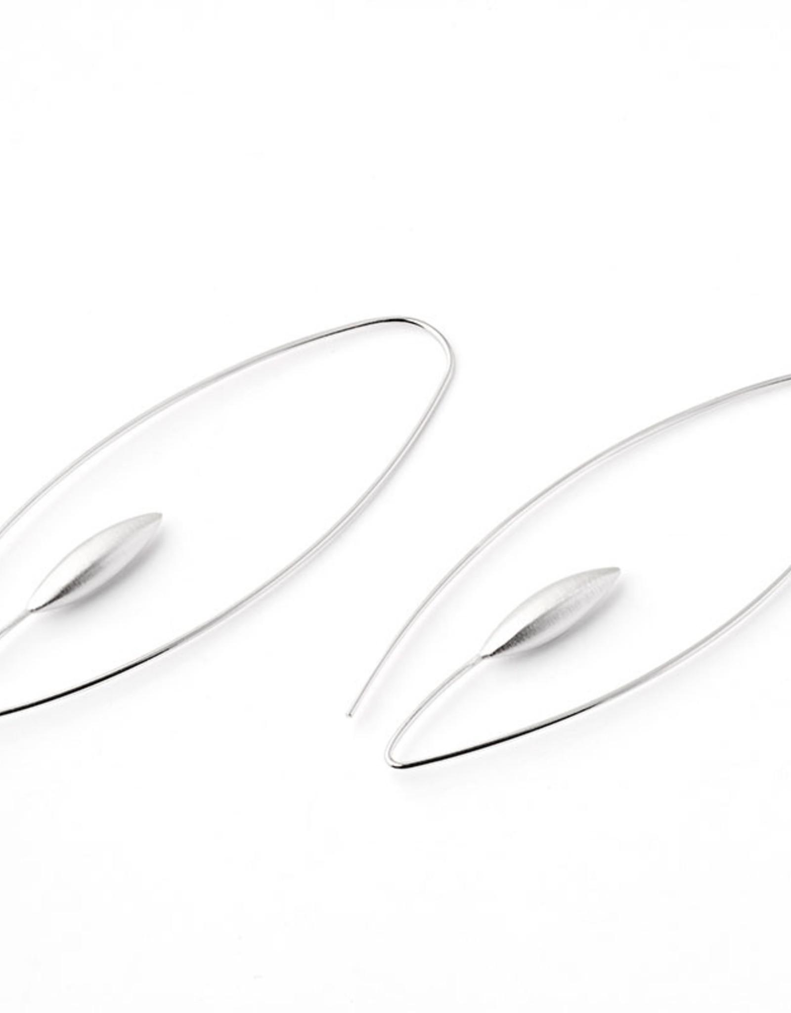 Kelim Wheat Earrings