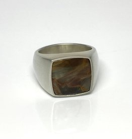 Nobles Metales Modern Man Stone Tigers Eye