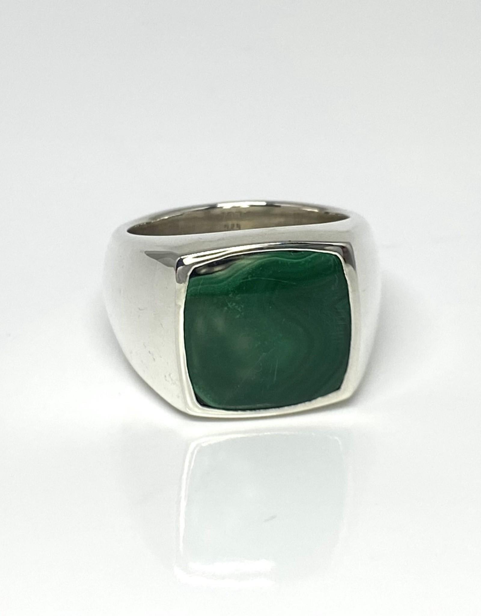 Nobles Metales Modern Man Stone  Malachite