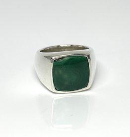 Nobles Metales Modern Man Stone  Malachite9.5