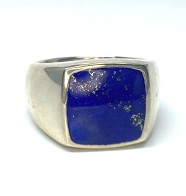 Nobles Metales Modern Man Stone Lapis Lazuli