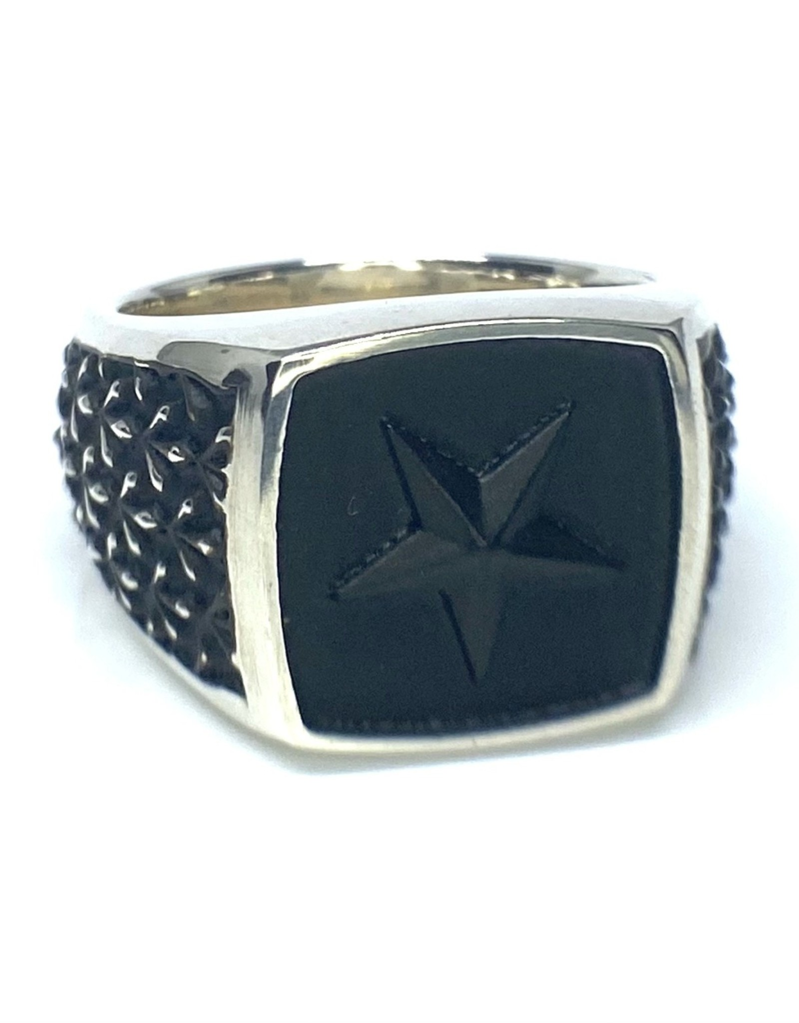 Nobles Metales Modern Man Decorated Star