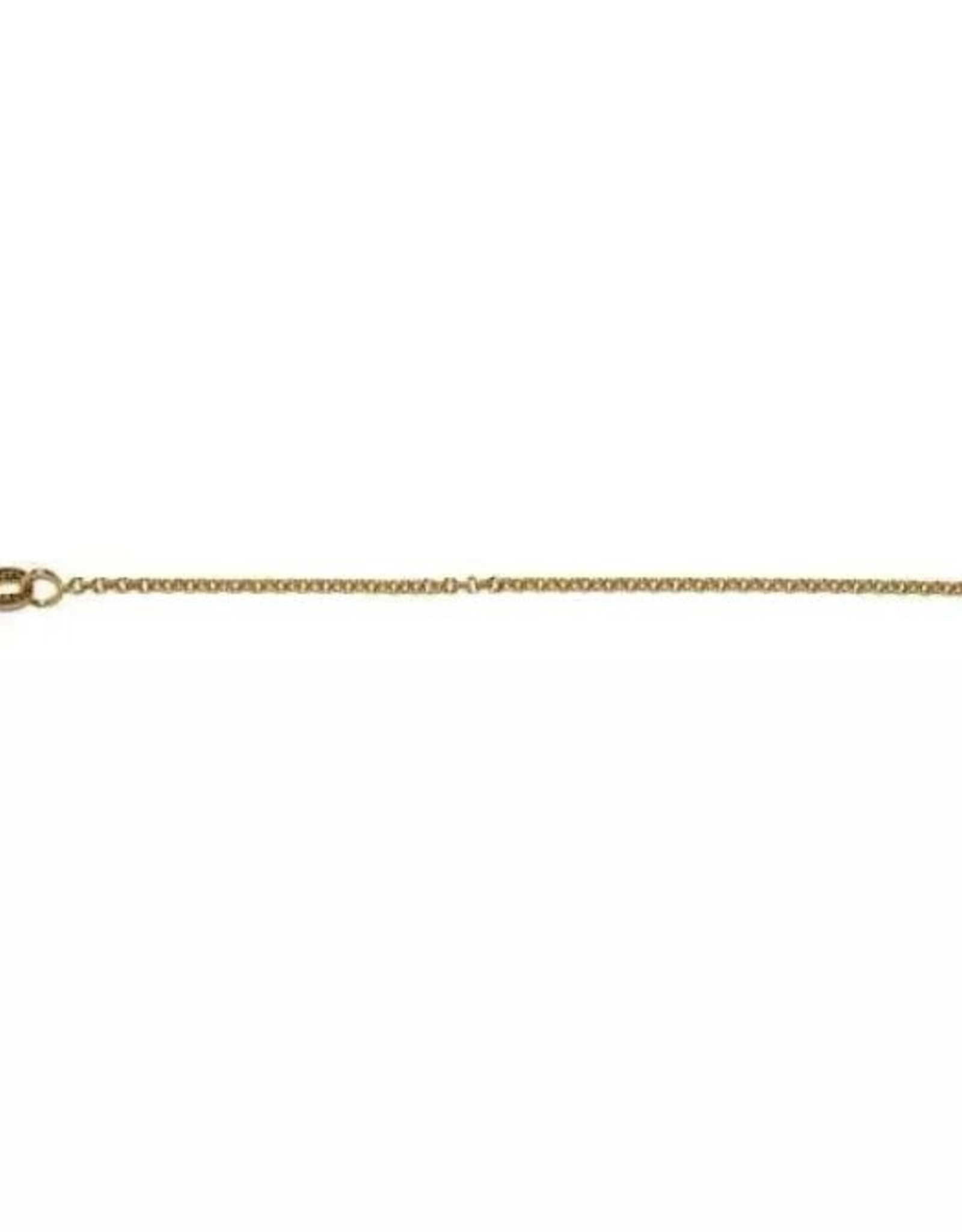 Chain Cable 14K Yellow Gold