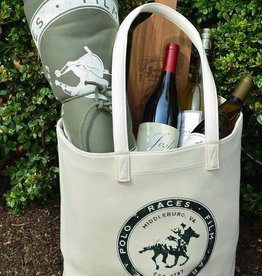 MV Sport Middleburg Canvas Race Tote Bag