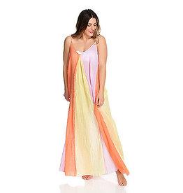 Elan Braided Strap Maxi Dress