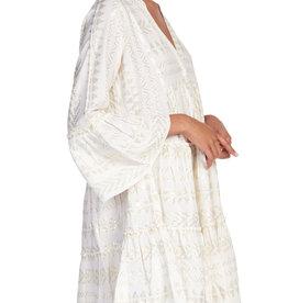 Aztec Print Tunic Dress