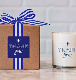 Ella B candles Thank You  Hand Poured Soy Candle
