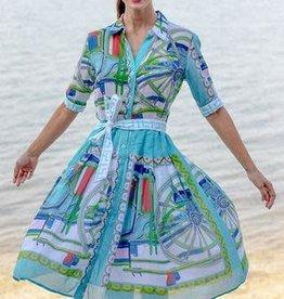 Dizzy Lizzie Dizzy Lizzie Madmen Dress
