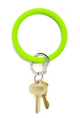 Big O Key Rings / Oventure Silicone Solid Big O Key Rings