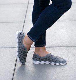 Ilse Jacobsen Ilse Jacobsen Tulip Slip on Flats in Grey