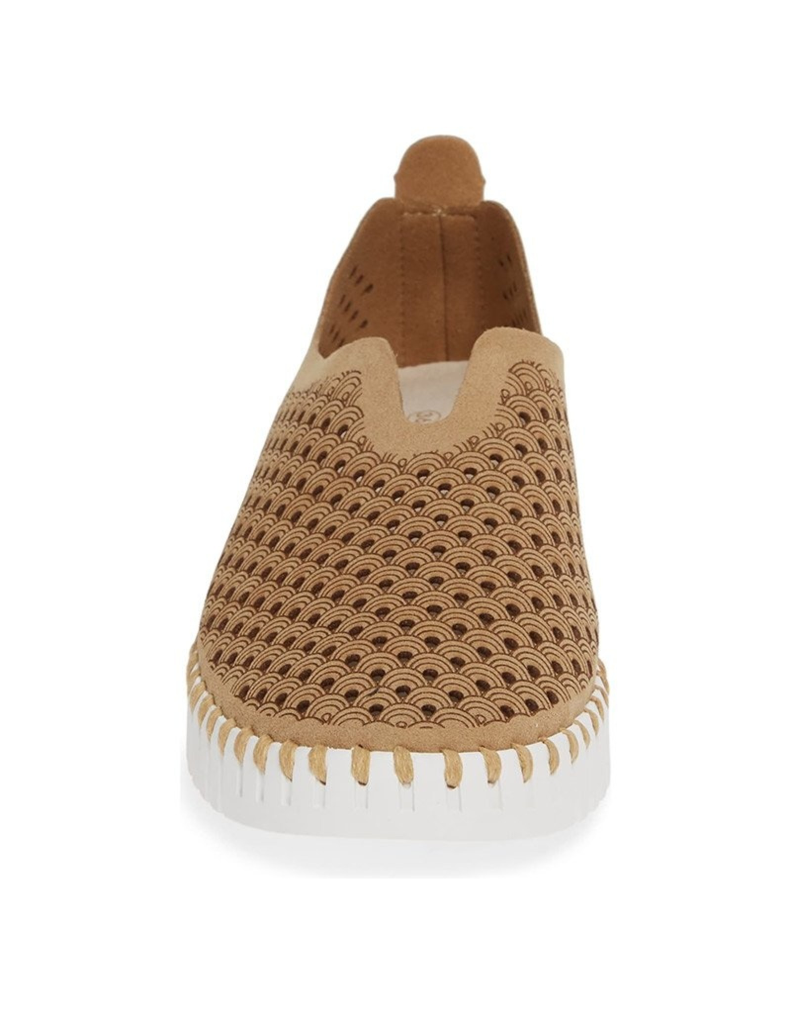 Ilse Jacobsen Ilse Jacobsen Tulip Slip on Flats in Latte