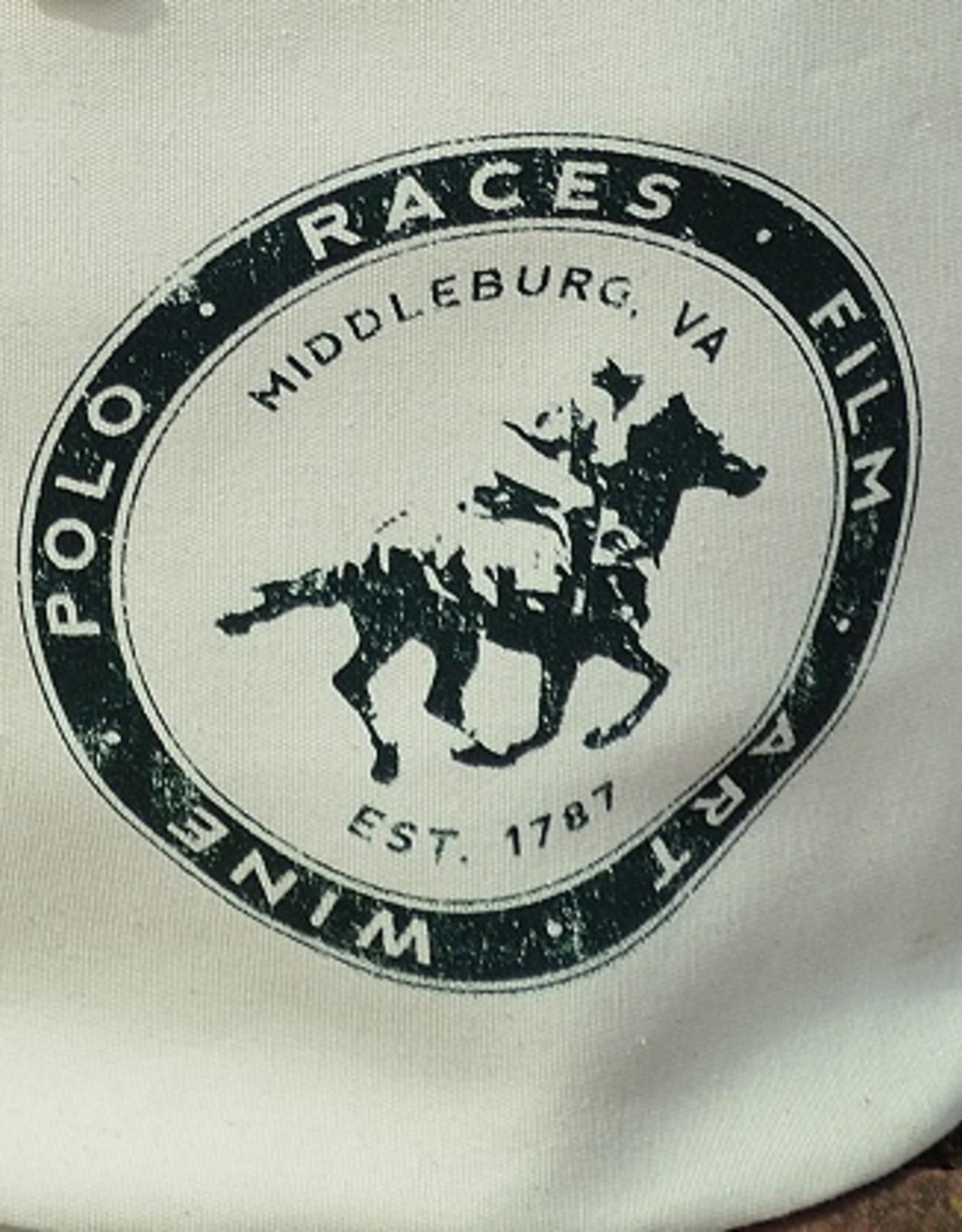 MV Sport Middleburg Canvas Race Tote Bag