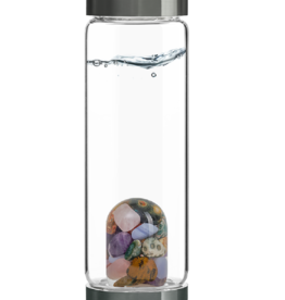 Gem Water Gem-Water FIVE ELEMENTS Water Bottle by VitaJuwel
