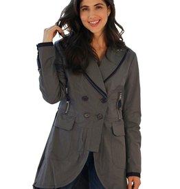 Ciao Milano Ciao Milano Amber Military Style Rain Jacket