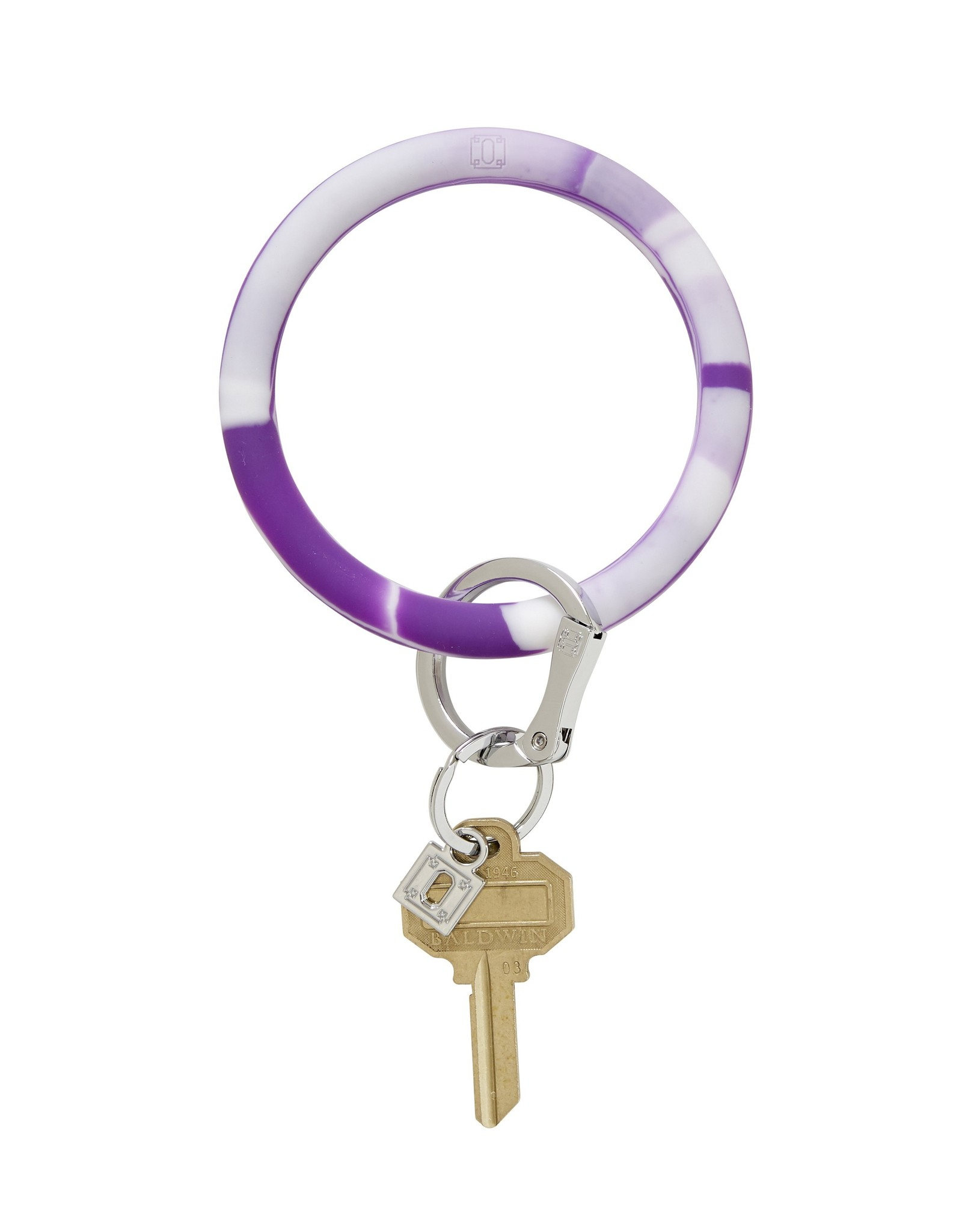 Big O Key Rings / Oventure Big O Marble Silicone Key Rings