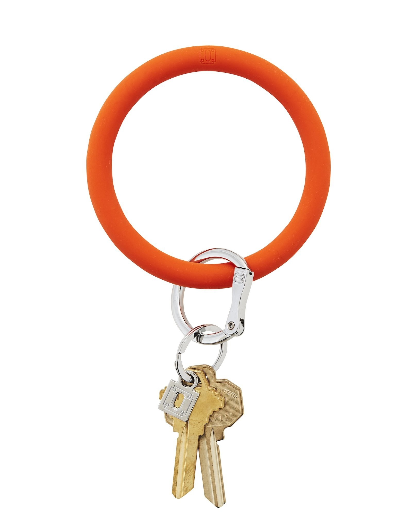 Big O Key Rings / Oventure Big O Solid Silicone Key Rings