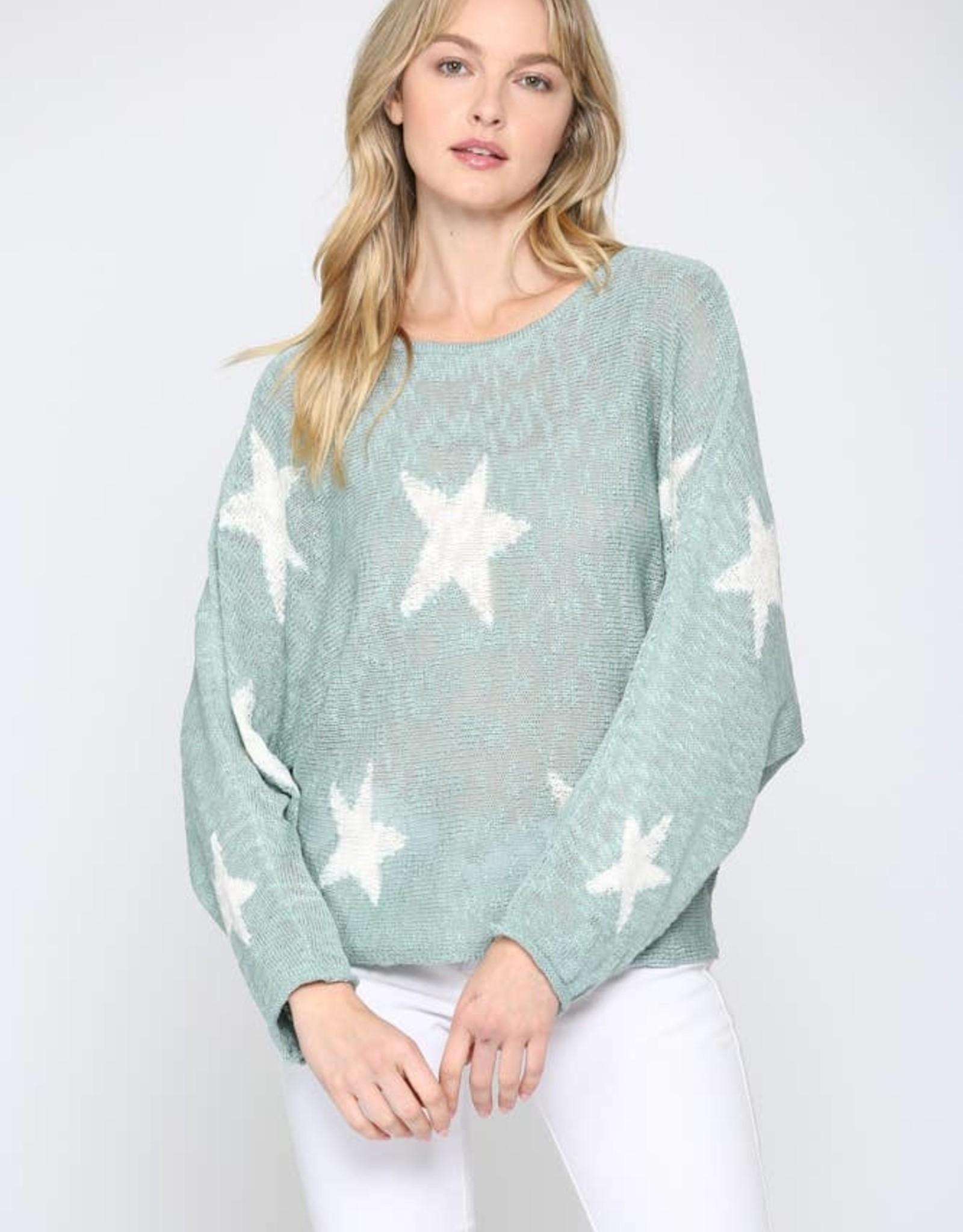 Summer Stars Sweater