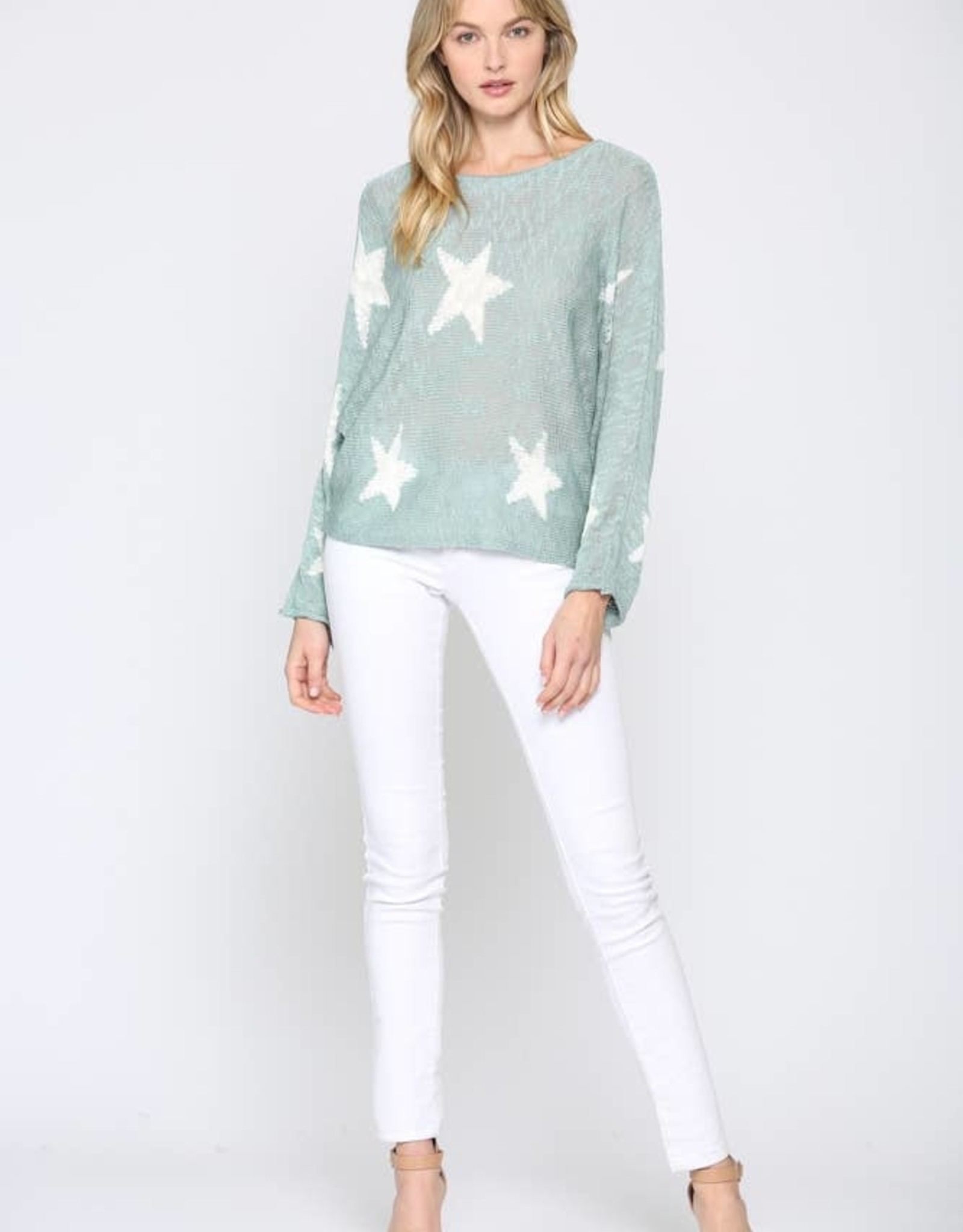 Summer Stars Sweater